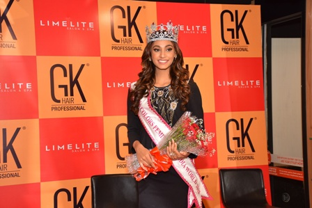 Miss India Anukreethy Vas shines at the grand launch of Limelit